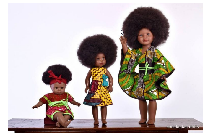 Afro dolls, What do you think?