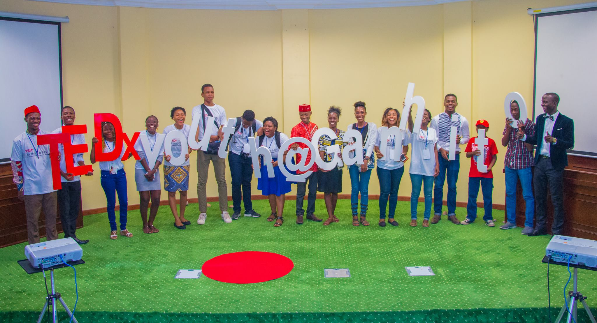 Big Highlights: The first TEDx in Benin was lit!