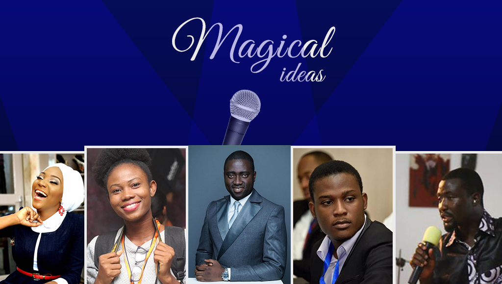 The 1st ever TEDx in Benin will be full of magical ideas!